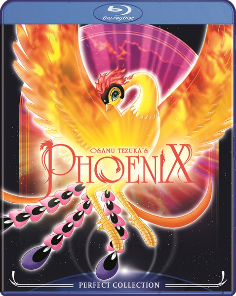 Osamu Tezuka's Phoenix The Perfect Collection Blu-ray