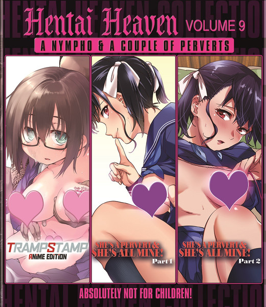 Hentai Heaven Collection 9 DVD