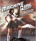 The Machine Girl Jacked The Deluxe Edition DVD