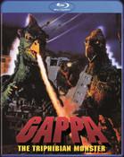 Gappa the Triphibian Monster Blu-ray