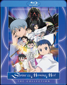 Shrine of the Morning Mist Blu-ray