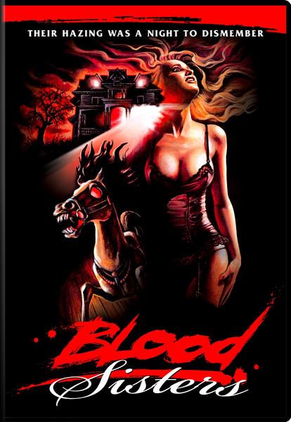Blood Sisters DVD