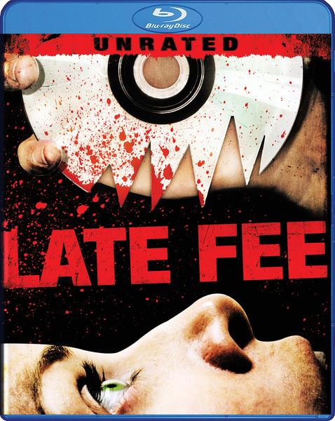 Late Fee Blu-ray