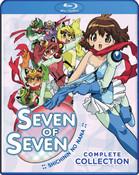 Nana Seven of Seven Blu-ray