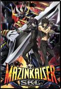 Mazinkaiser SKL DVD
