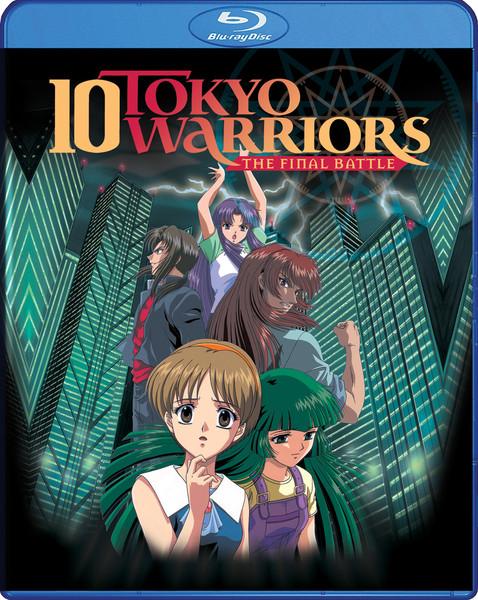10 Tokyo Warriors The Final Battle Blu-ray