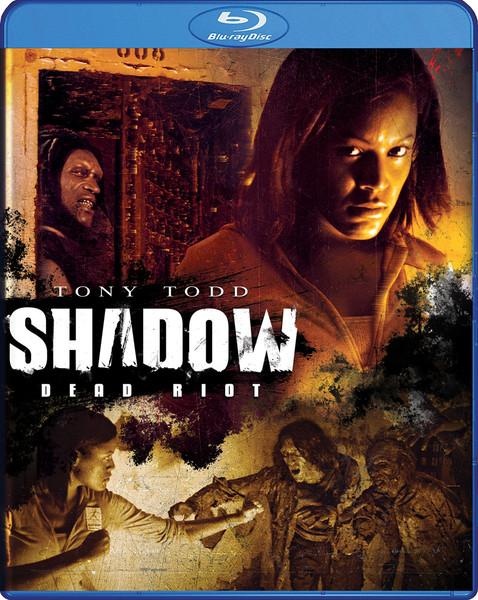 Shadow Dead Riot Blu-ray
