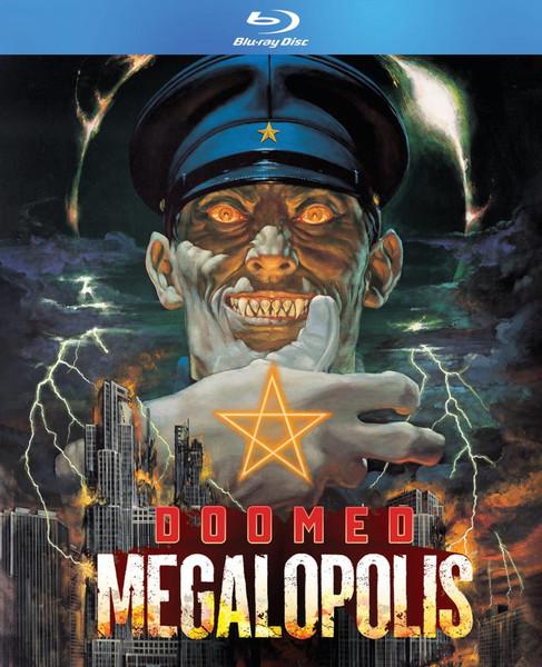 Doomed Megalopolis Blu-ray