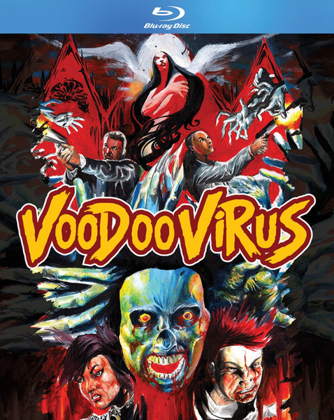 Voodoo Virus Blu-ray