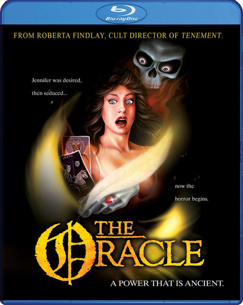 The Oracle Blu-ray