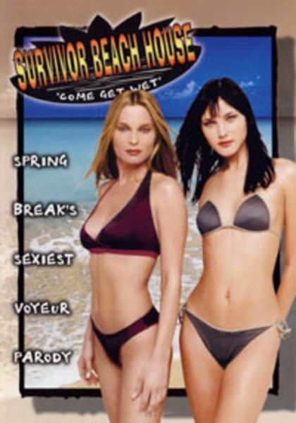 Survivor Beach House DVD