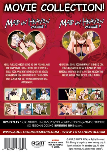 Maid In Heaven Collection Blu-ray