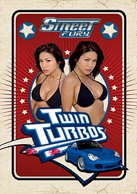 Street Fury: Twin Turbos DVD 645573328238