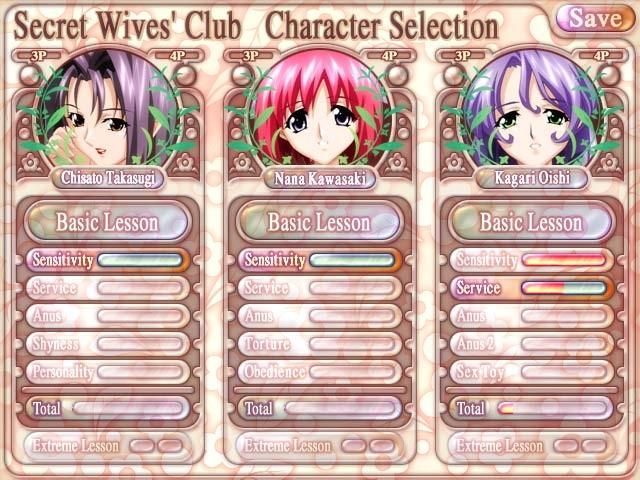 Secret Wives' Club/Pick Me Honey DVD-ROM Game (Windows)