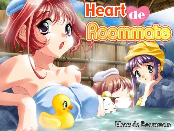 Family Project/Heart de Roommate DVD-ROM Game Set