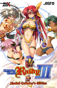 Lightning Warrior Raidy III Limited Edition DVD-ROM Game