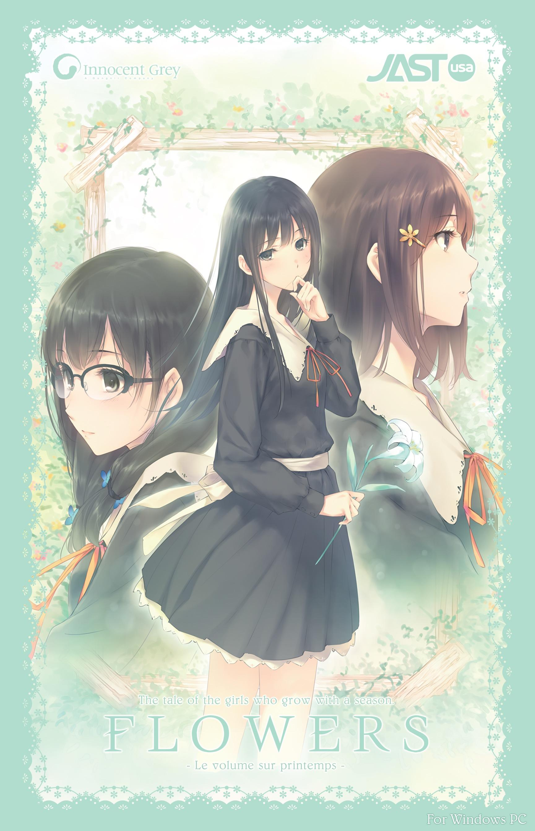 Flowers -Le volume sur printemps- DVD-ROM Game (Windows)