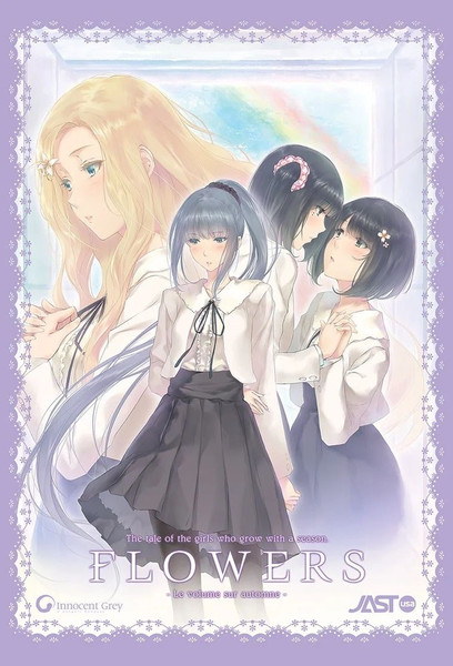 Flowers Le volume sur automne DVD-ROM Game