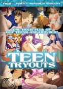 Teen Tryouts DVD
