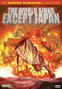 The World Sinks Except Japan DVD LiveAction