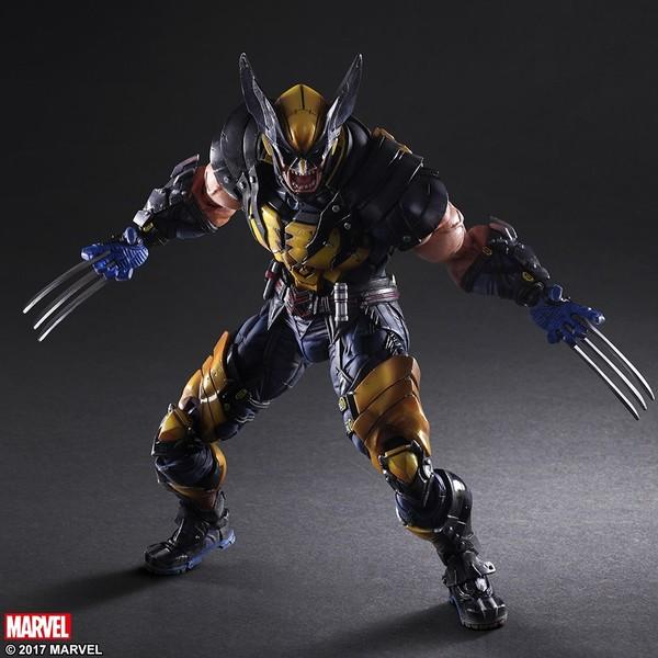 Wolverine X-Men Marvel Variant Figure