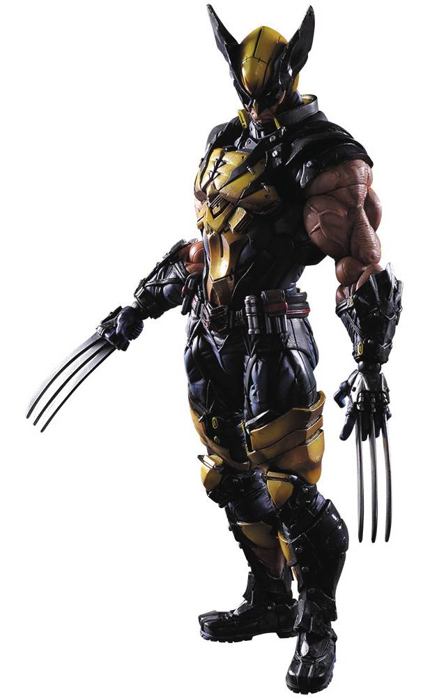 Wolverine X-Men Marvel Variant Figure 662248818849