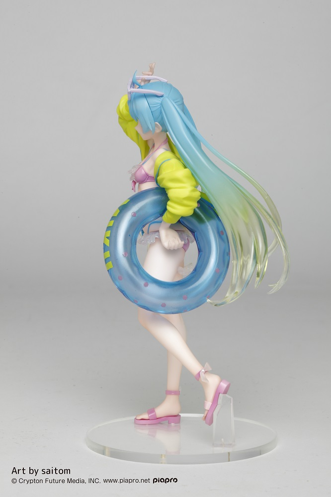 Hatsune Miku 3rd Season Summer Prize Figure