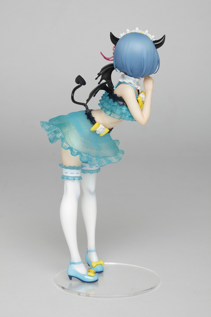 Rem Pretty Devil Ver Re:ZERO Prize Figure