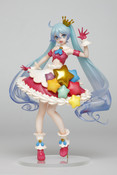 Hatsune Miku Birthday 2020 Pop Idol Ver Prize Figure