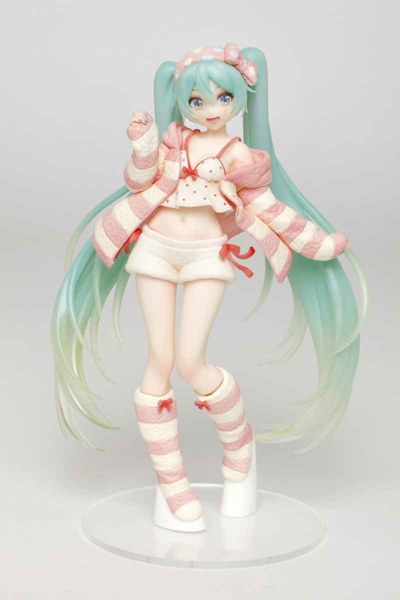 Hatsune Miku Lounge Wear Ver Prize Figure