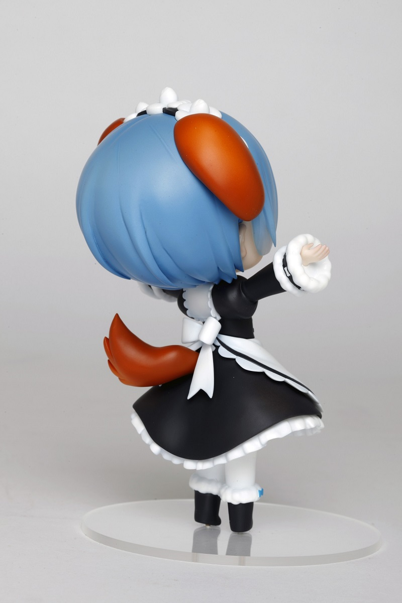 Rem Doll Crystal Dog Ears Ver Re:ZERO Prize Figure