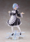 Rem Winter Maid Ver Re:ZERO Prize Figure