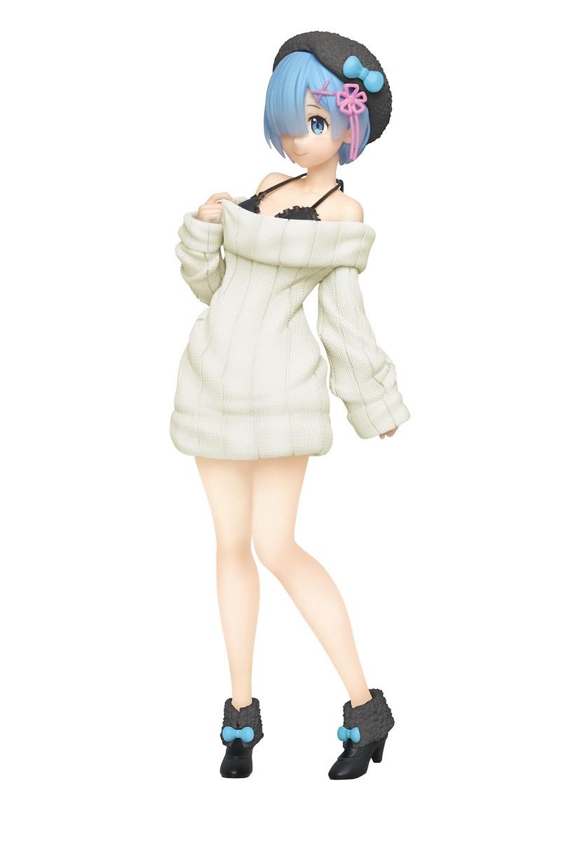 Rem Knit Dress Ver Re:ZERO Prize Figure
