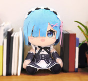 Rem Re:ZERO Big Plush
