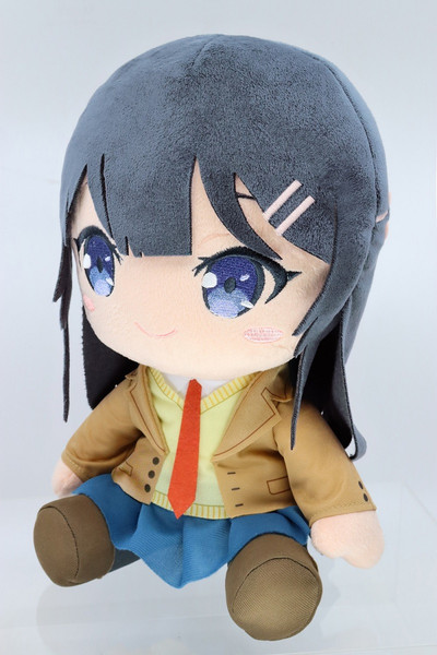Mai Sakurajima Rascal Does Not Dream of Bunny Girl Senpai Big Plush