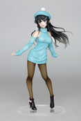 Mai Sakurajima Knitted Dress Ver Rascal Does Not Dream of Bunny Girl Senpai Prize Figure
