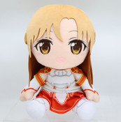 Asuna Sword Art Online Alicization War of Underworld Big Plush