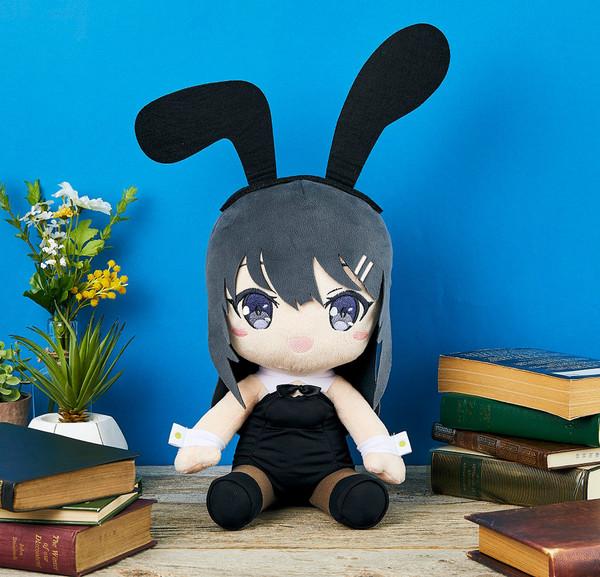 Mai Sakurajima Bunny Ver Rascal Does Not Dream of Bunny Girl Senpai Big Plush