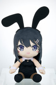 Mai Sakurajima Bunny Ver Rascal Does Not Dream of Bunny Girl Senpai Big Plush