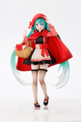 Hatsune Miku Wonderland Little Red Riding Hood Ver Prize Figure