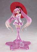 Sakura Miku Japanese Umbrella 2nd Season Ver Vocaloid Figure