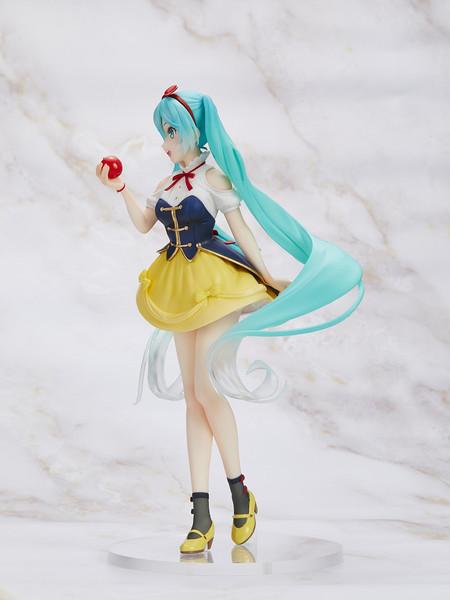 Hatsune Miku Wonderland Snow White Ver Prize Figure