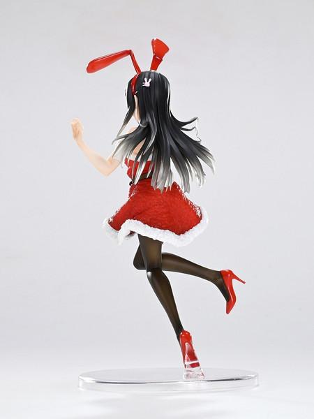 Mai Sakurajima Winter Bunny Ver Rascal Does Not Dream of a Dreaming Girl Coreful Prize Figure