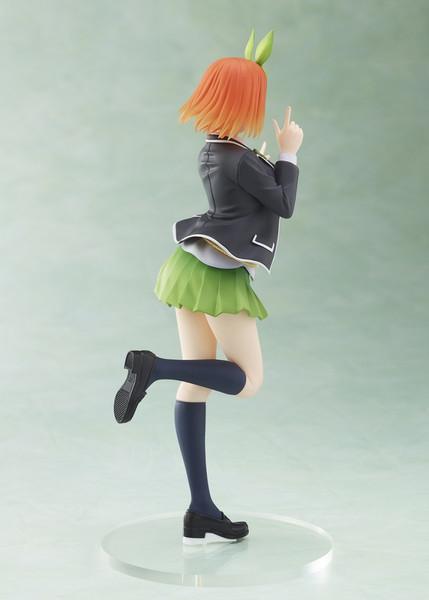 Yotsuba Nakano Uniform Ver The Quintessential Quintuplets Coreful Prize Figure