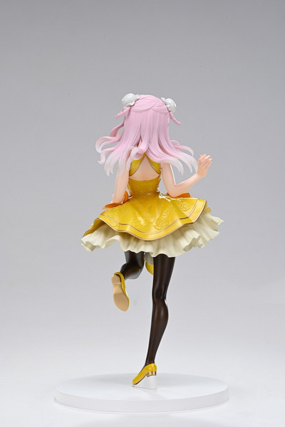 Chika Fujiwara Yellow Dress Ver Kaguya-sama Love is War Coreful Prize Figure