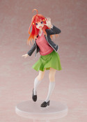 Itsuki Nakano Uniform Ver The Quintessential Quintuplets Coreful Prize Figure