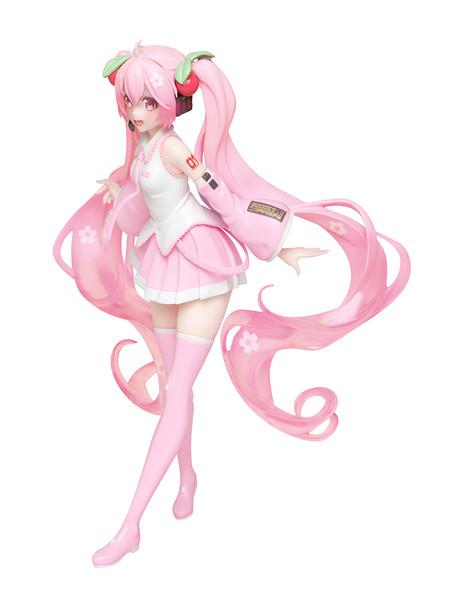 Sakura Miku Newly Written Illustration Ver Vocaloid Prize Figure