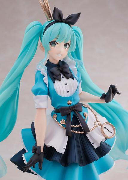 Hatsune Miku Alice Princess Ver Vocaloid AMP Prize Figure
