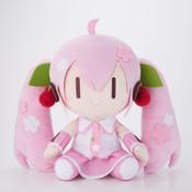 Sakura Miku Vocaloid BIG Plush