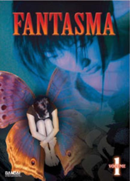 Fantasma DVD 1